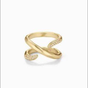 Aveda wrap ring- size 7